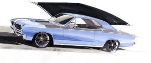 '67 Chevelle Super Sport