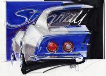 '69 Stingray