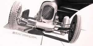 Hilborn racer