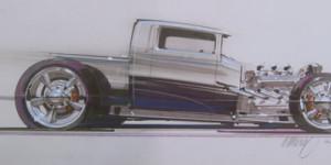 Radical Model A Truck
