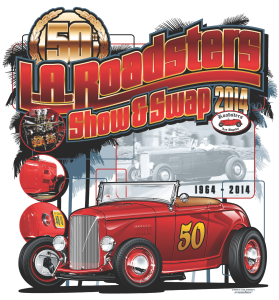 2014 LA Roadster Show 50th Anniversary